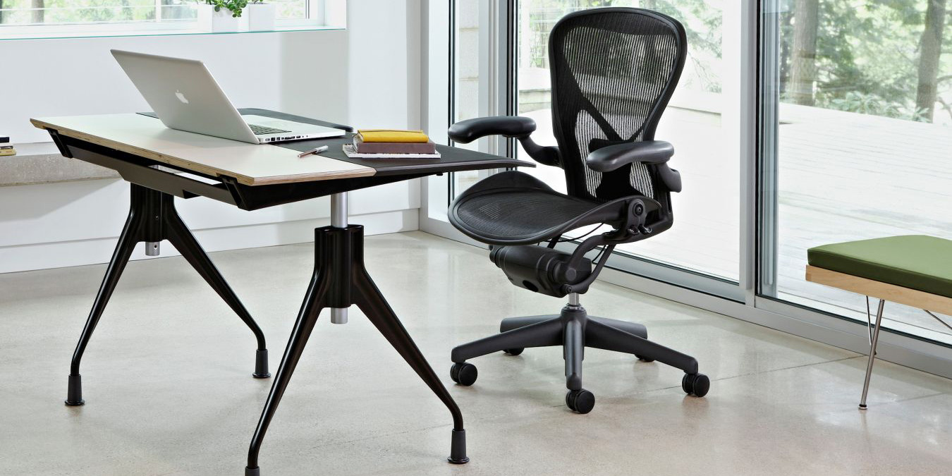 Ergonomic chair: herman miller