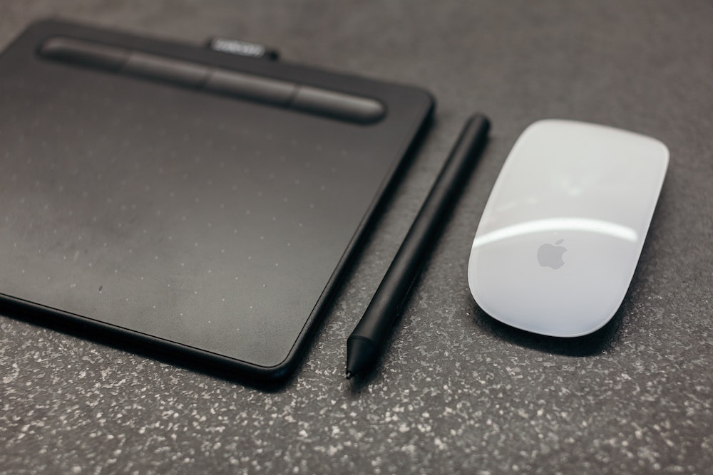 Use Wacom Tablet As A Mouse