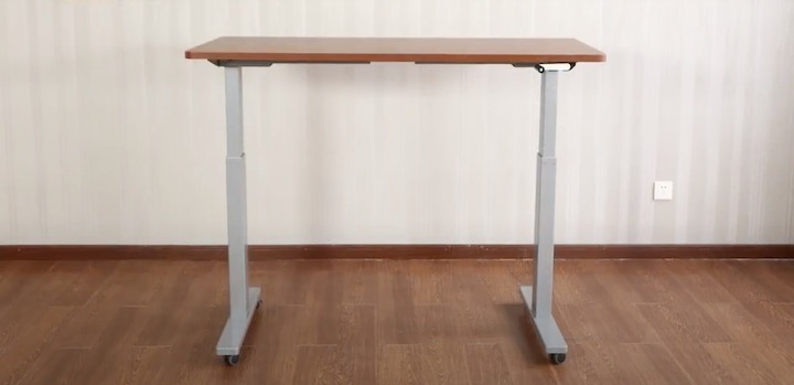 DIY Ready Height adjustable desk